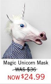 Magic Unicorn Mask