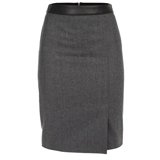 Paul Smith Skirts - Grey New Tweed Pencil Skirt