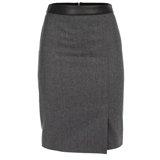 Paul Smith Skirts - Grey New Tweed Pencil Skirt