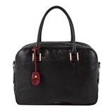 Paul Smith Handbags - Black 'Redcar' Handbag