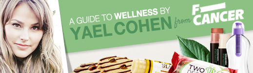 A Guide to Wellness by Yael Cohen from F Cancer