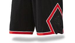 d rose Bulls Shorts