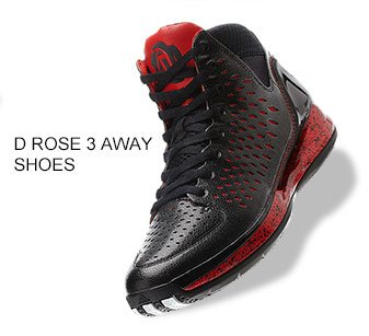 rose 3 Away Shoes