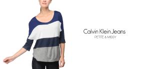 CALVIN KLEIN JEANS - Petite & Missy