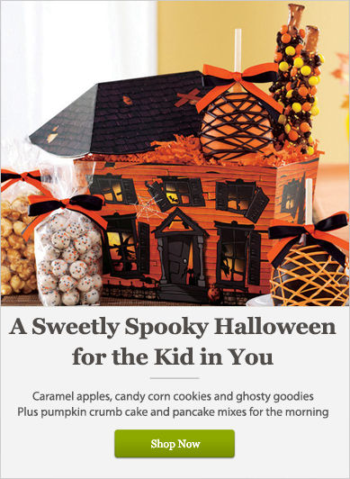A Sweetly Spooky Halloween for the Kid in You - Shop Now