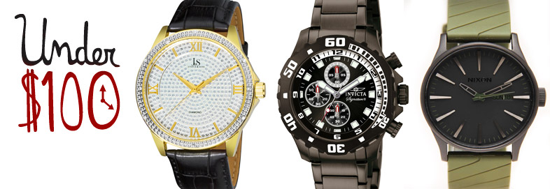 Shop Watches Under $100