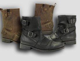 Men's Motorcycle Boots