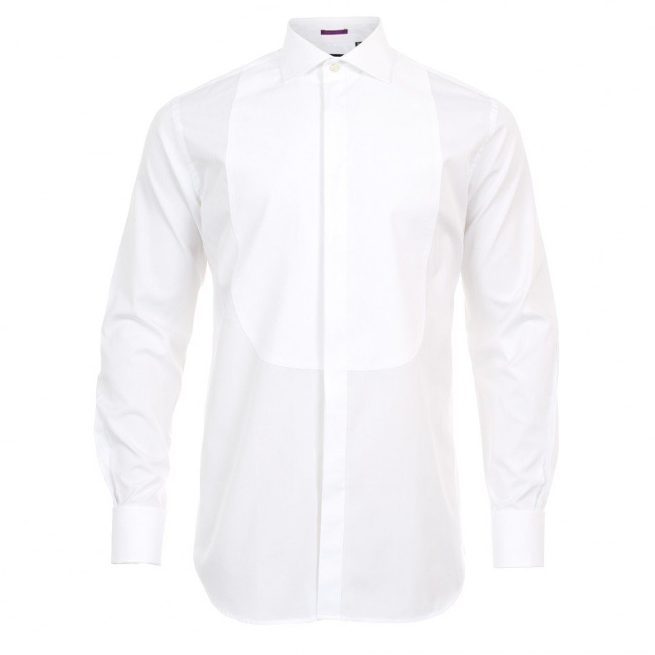 Paul Smith Shirts - Formal Slim-Fit, Evening Shirt