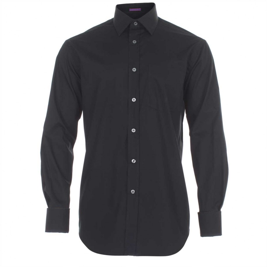 Paul Smith Shirt - Formal Classic Fit Shirt, Multi Stripe Double Cuff