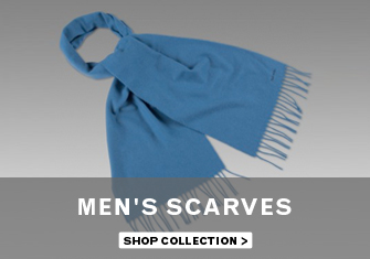 Men's Scarves - Shop Collection