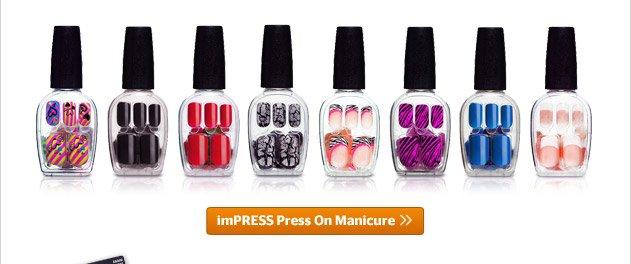 imPRESS Press On Manicure