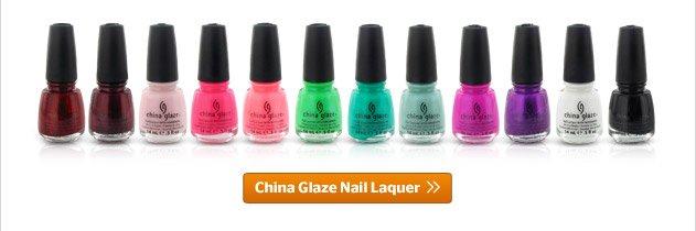 China Glaze Nail Laquer