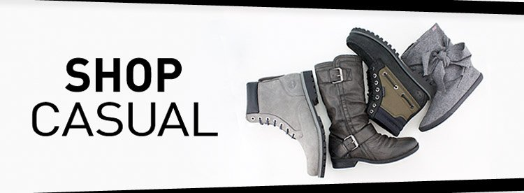 Shop Fall Casual Boots