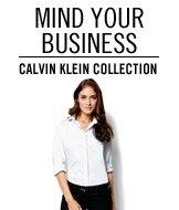 Mind Your Business. Calvin Klein.