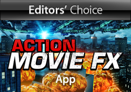 Editors' Choice: Action Movie FX - App
