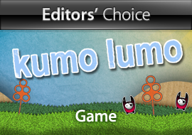 Editors' Choice: Kumo Lumo - Game
