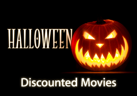 Halloween - Discounted Movies