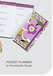 Pocket Planner in Portobello Road