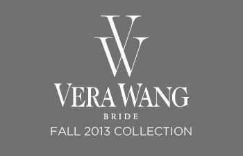 Vera Wang Fall 2013 Bridal Collection