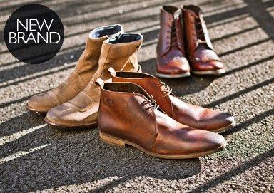 Shop Base London: Contemporary Footwear