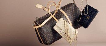 Louis Vuitton Chanel & Hermès