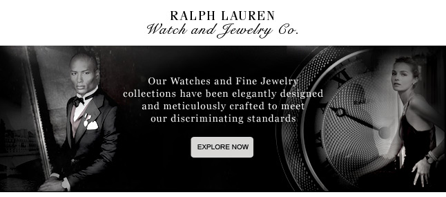 Ralph Lauren Watch and Jewelry Co.