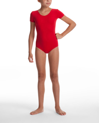 Team Short Sleeve Leotard