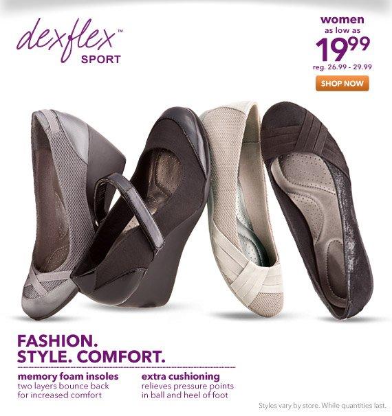 4600d9afc1de Payless dexflex sport comfort starting at just milled jpg 570x606 Dex flex