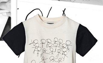Shop UNICEF T-shirts