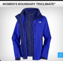 WOMEN'S BOUNDARY TRICLIMATE