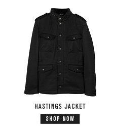 hastings jacket