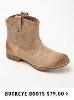 Buckeye Boots $79.00