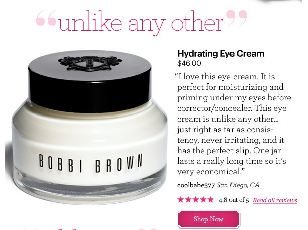 Hydrating Eye Crream
