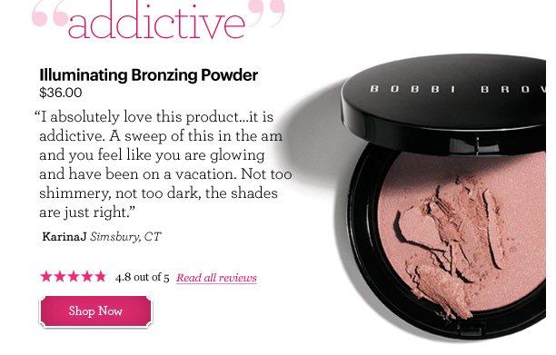 Illuminating Bronzing Powder