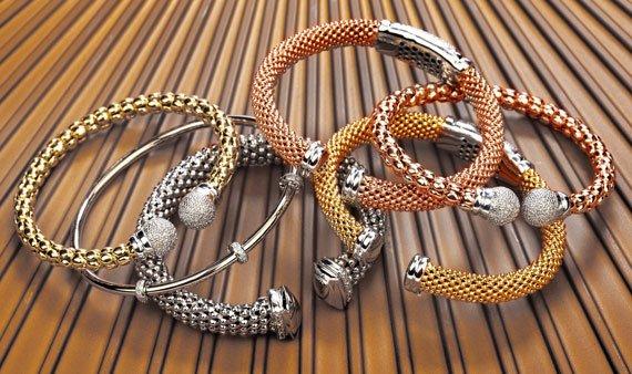 Bracelets by Savvy Cie    - Visit Event
