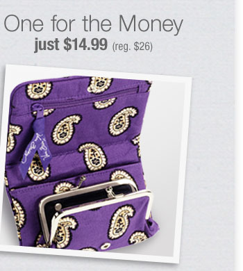 One for the Money just $14.99