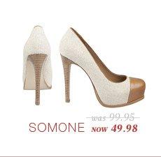 SOMONE