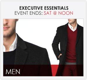 EXECUTIVE ESSENTIALS - Men's