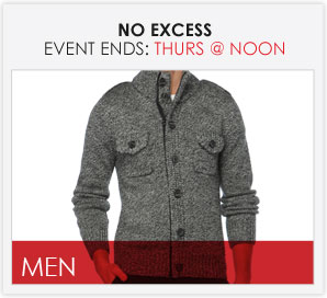 NO EXCESS - Men's