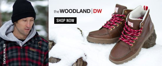 The Woodland DW. Shop Now.