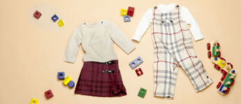 Burberry Kids' Apparel