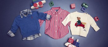 Ralph Lauren Kids' Apparel