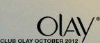 Club Olay October 2012