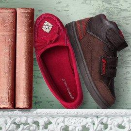 Toe-to-Toe: Kids' Shoes