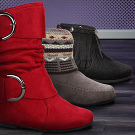 Style Afoot: Girls' Boots