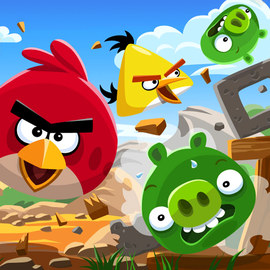 Angry Birds & Cut the Rope