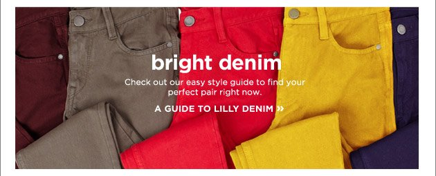 bright denuim. Check out our easy style guide to find your perfect pair right now.