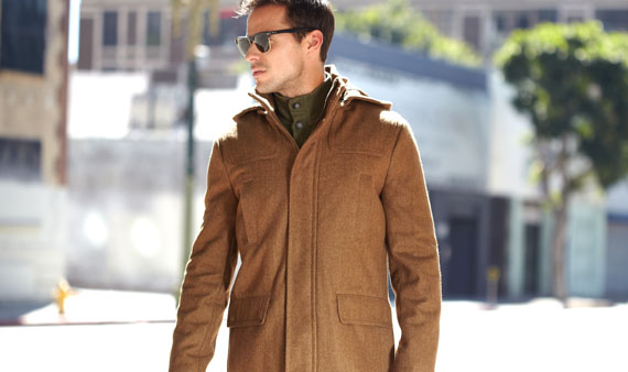 Kenneth Cole Outerwear - Visit Event