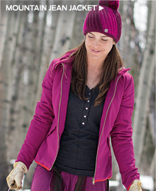 Mountain Jean Jacket >