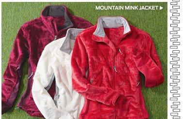 Mountain Mink Jacket >